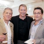Ernesto Garza López de Heredia, Ralph Ottmuller y Antonio Patjani Usi.