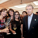 Eva Cobos, Nieves Díaz, Mónica Moreno y Luis Gálvez.