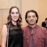 Rocío Boullosa y Alejandro Fernández.