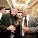 Pedro Poncelis y Carlos Quintanilla.