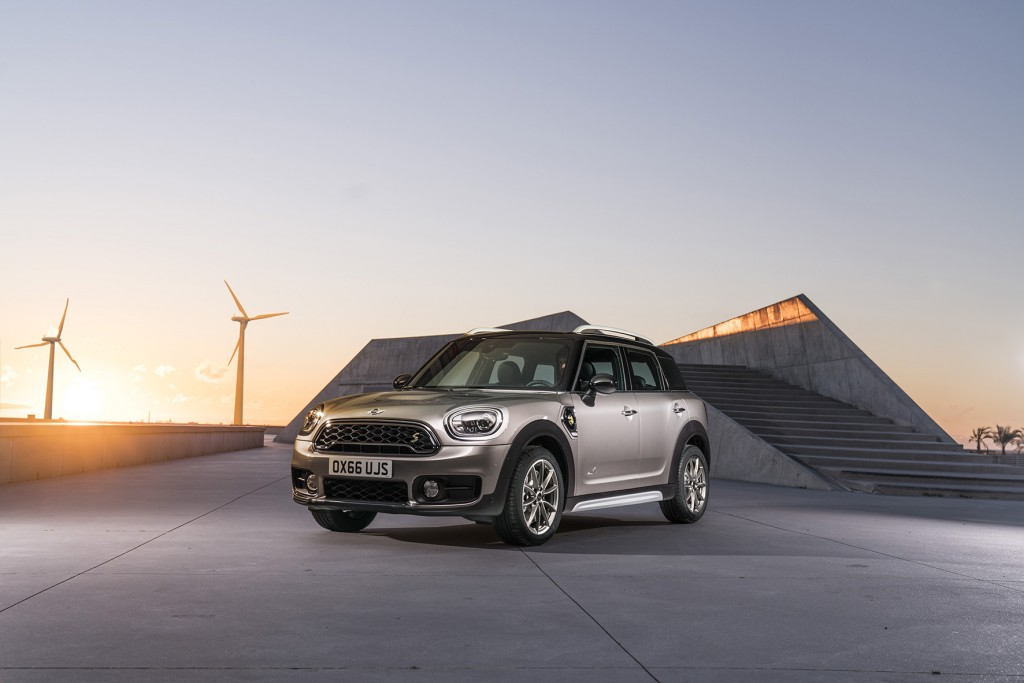 El nuevo MINI Cooper S E Countryman ALL4 llega a México