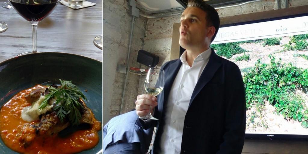Lalo Antón comparte grandes vinos españoles de Artevino
