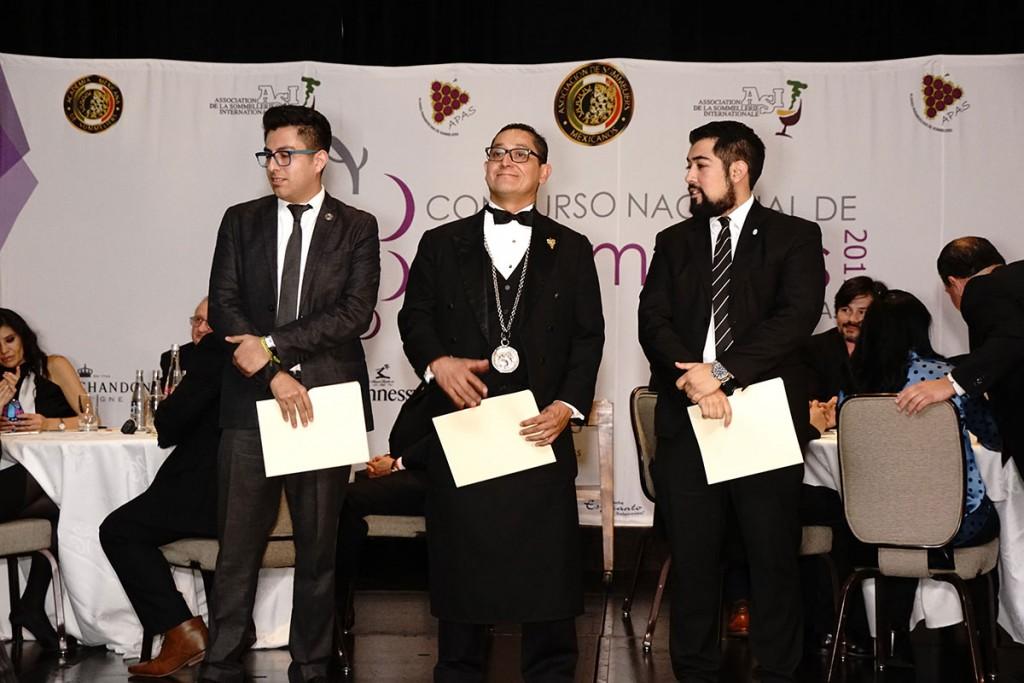 Steve Ayón obtiene el primer lugar en el Concurso Nacional de Sommeliers
