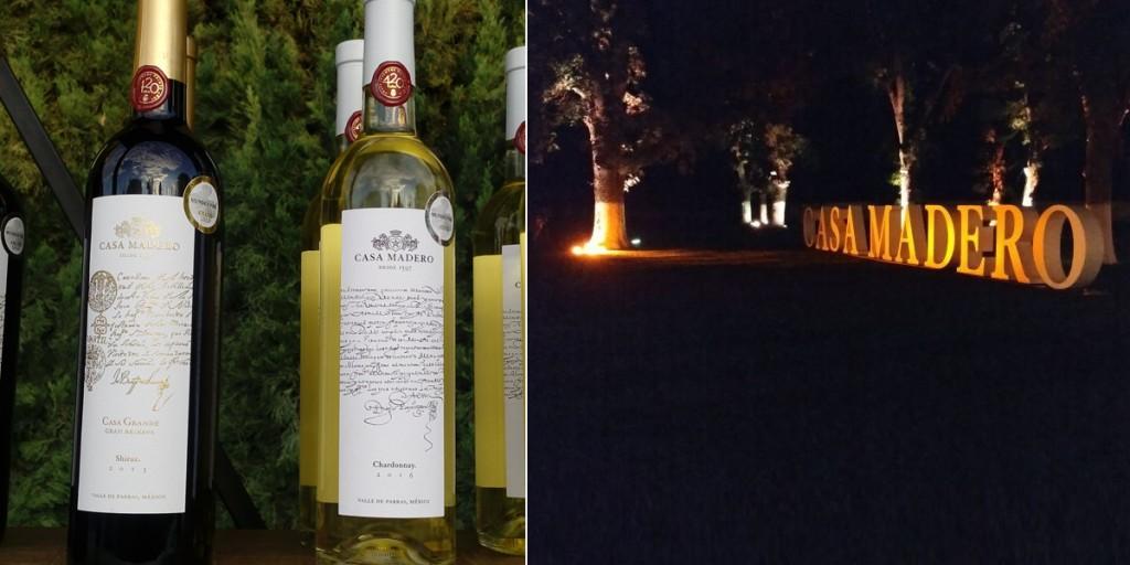 Casa Madero celebra 420 años de producir vino