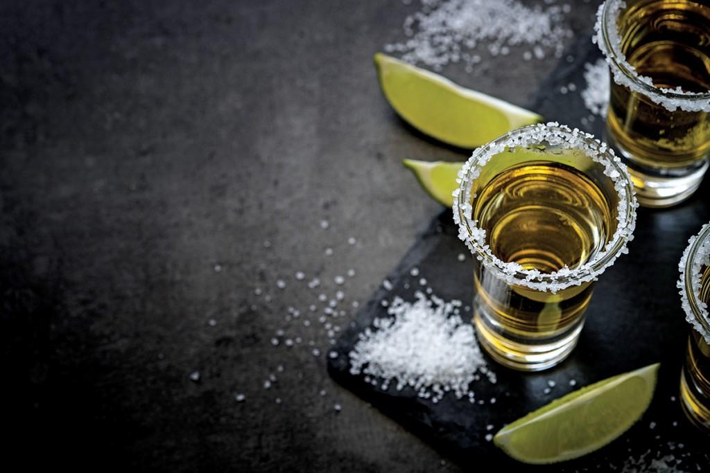 Las 11 del tequila