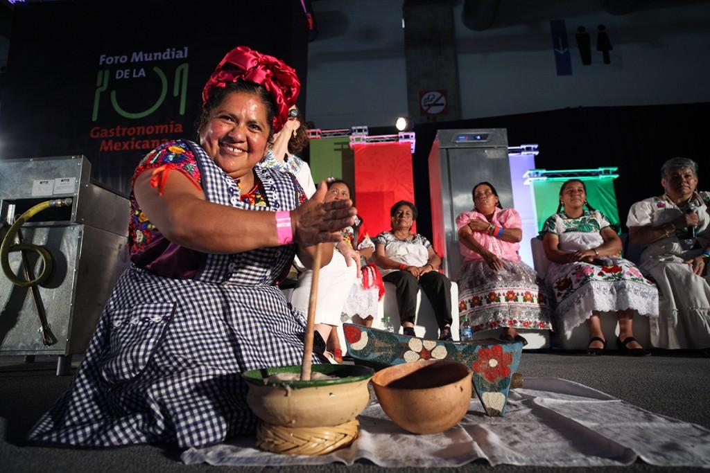 Comienza el Foro Mundial de la Gastronomía Mexicana