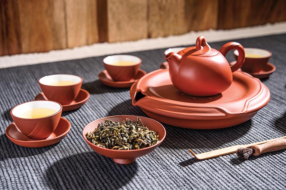 El ritual oriental del té (parte 2)