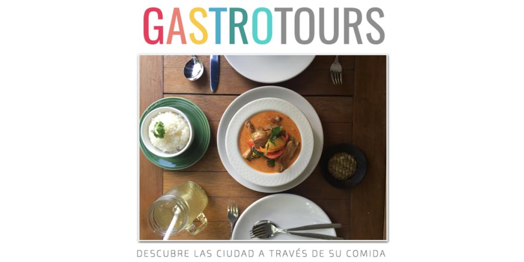 Gastrotours, una opción para reactivar las zonas afectadas por el sismo
