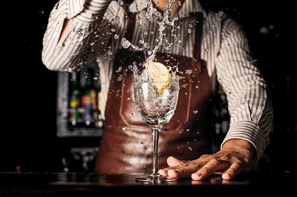 Del jenever al gin