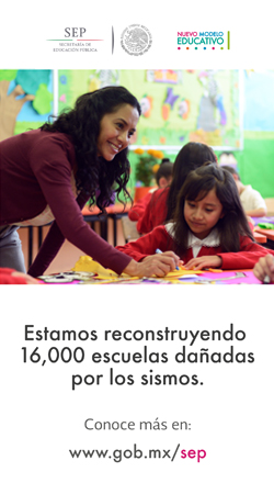 Reforma Educativa versión Nuevo Modelo Educativo Etapa 4