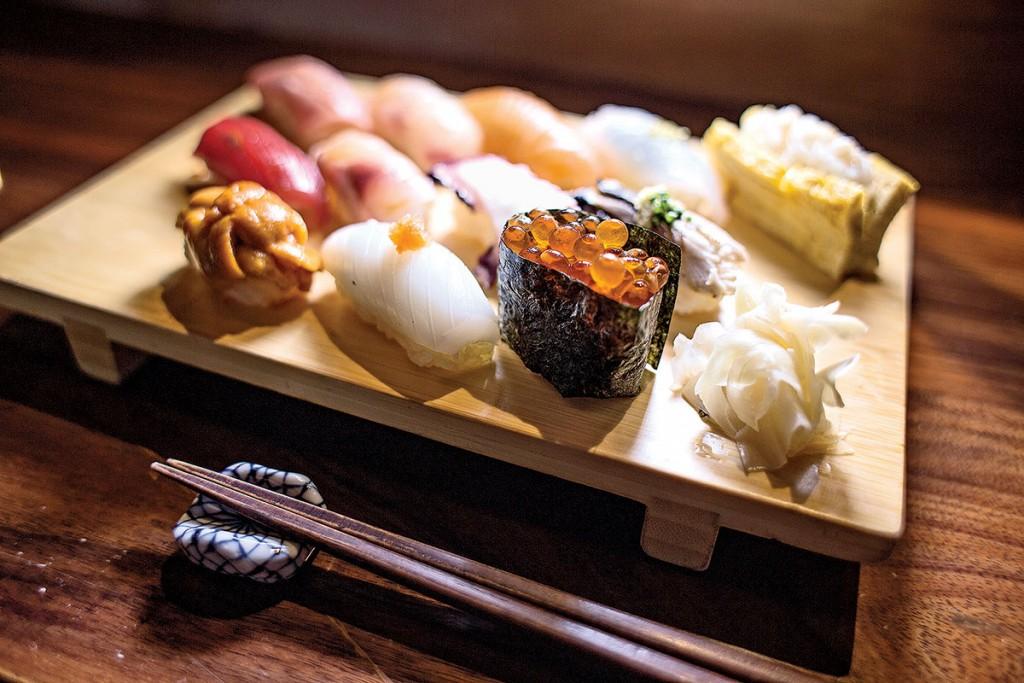 Rokai, cocina oriental