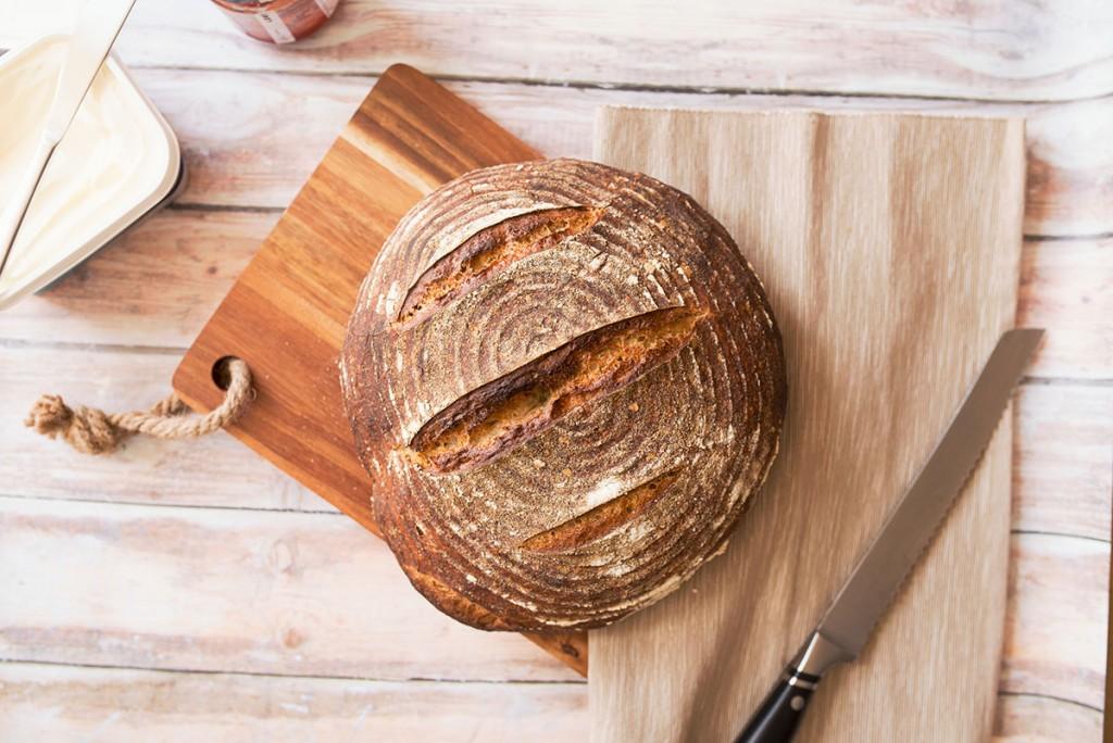 Datos básicos para hornear tu propio pan