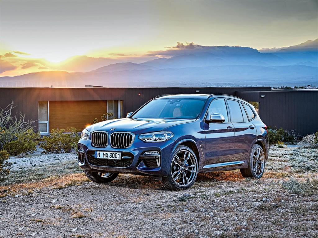 BMW X3, totalmente nuevo