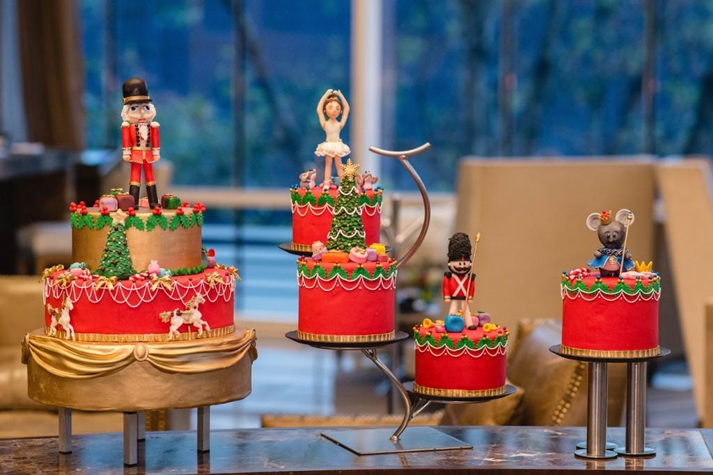 Celebra las fiestas navideñas con el Ritual del Té del Cascanueces en St. Regis Mexico City