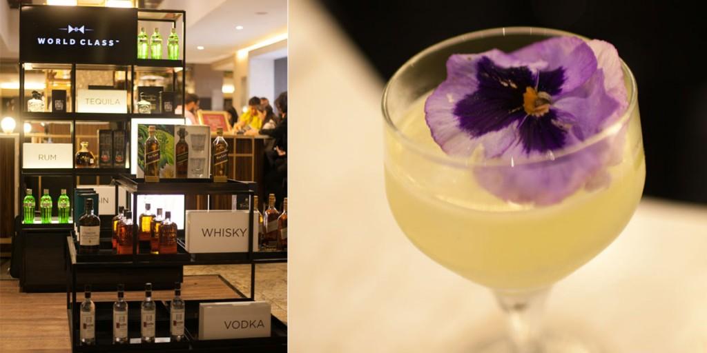 Los cocteles de World Class Pop Up Bar llegan a Limantour Antara