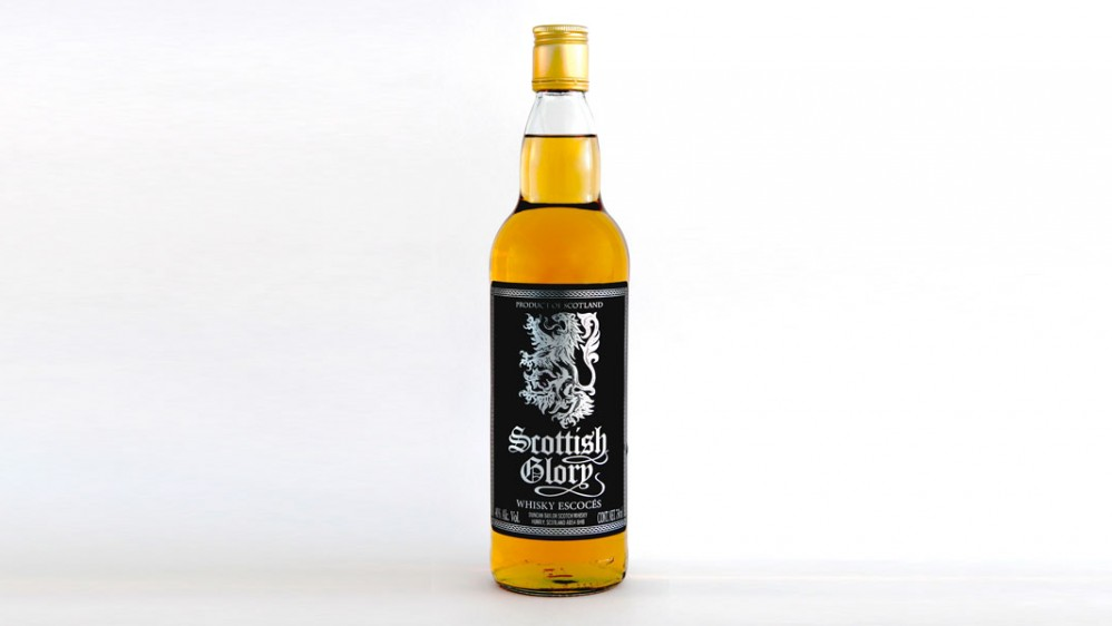 Scottish Glory, whisky de primera calidad