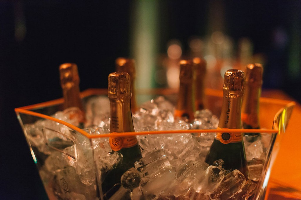 Veuve Clicquot celebra con una memorable y elegante Champagne Féte