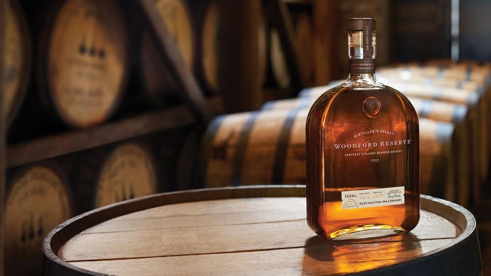 Woodford Reserve, regala el bourbon whiskey más completo