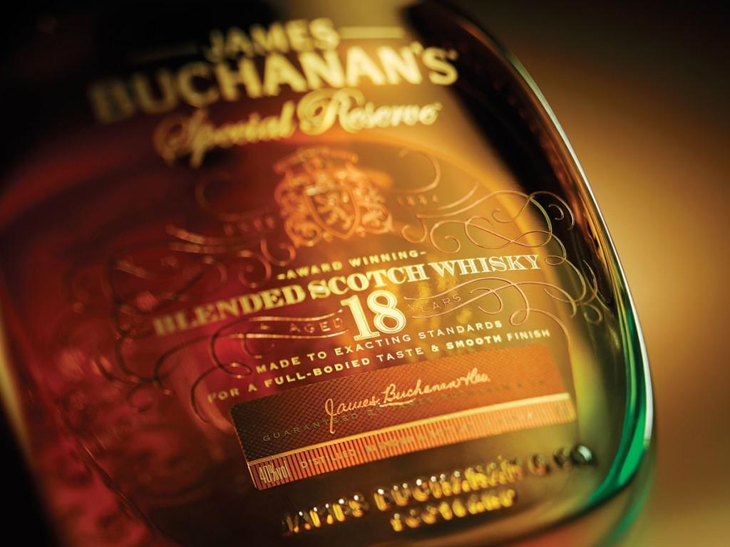 La historia de James Buchanan's