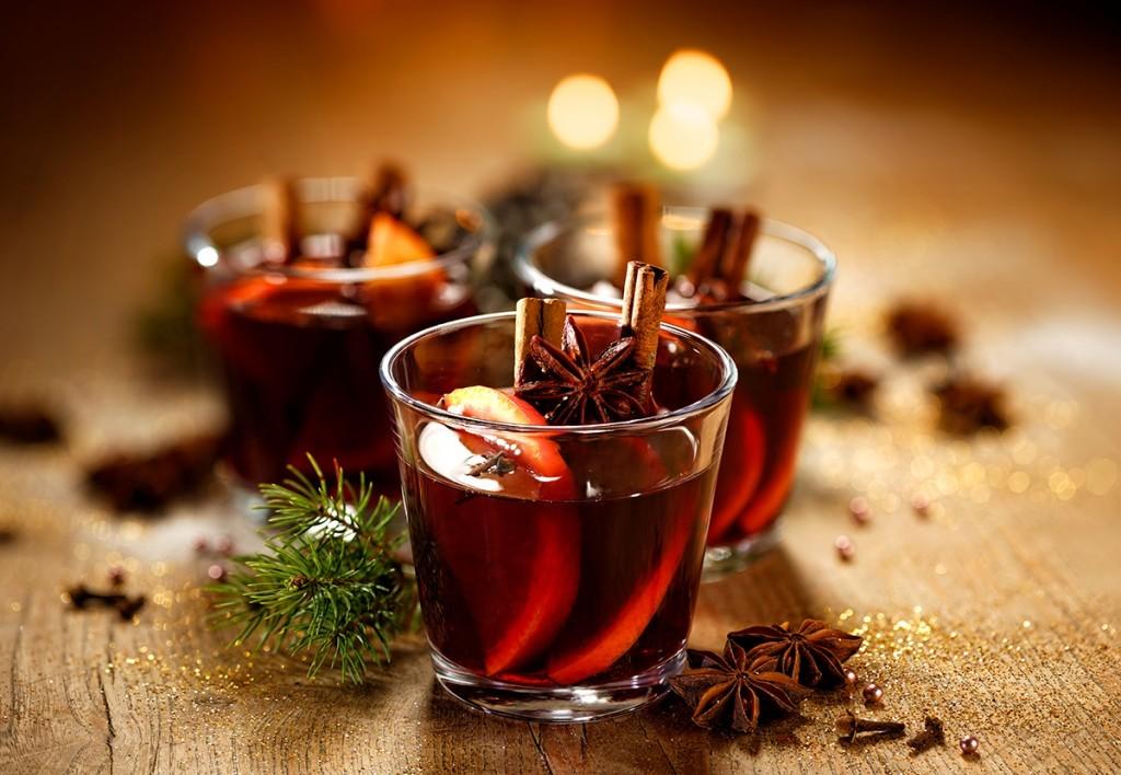 Bebidas para sobrevivir al frío