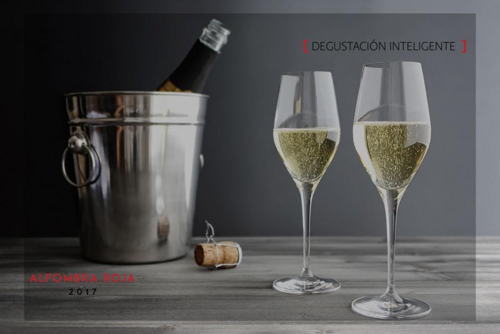 Degustación Inteligente. Vinos espumosos y Champagne