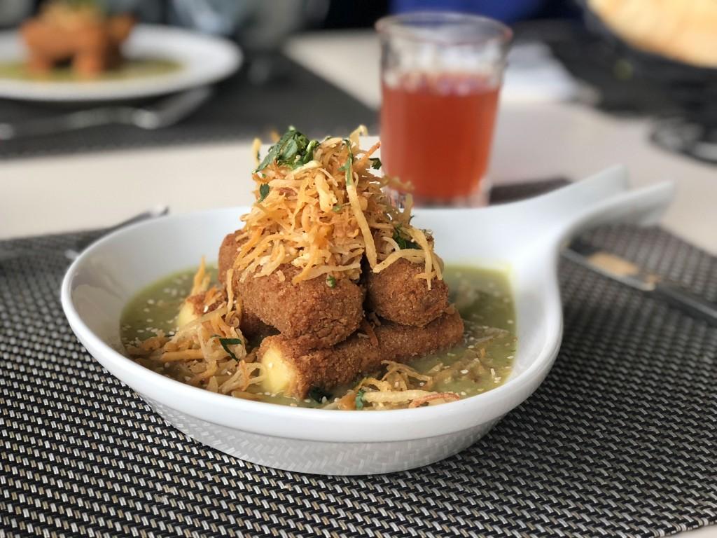 Nube 7: el restaurante que debes probar en tu próxima visita al MUAC