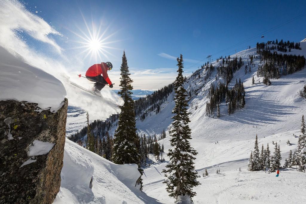 Disfruta del invierno en Jackson Hole