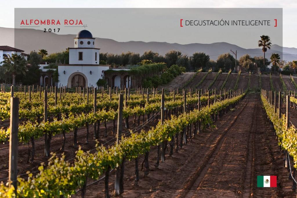 Alfombra Roja 2017 Ganadores Plata. Vinos mexicanos