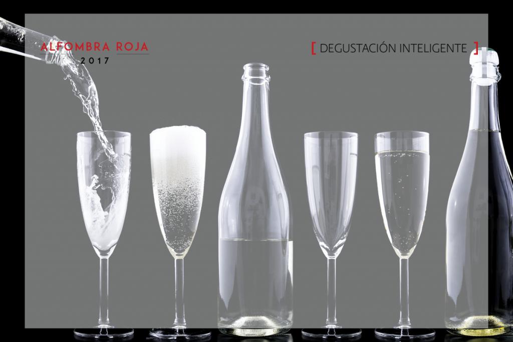 Alfombra Roja 2017 Ganadores Plata. Espumosos y champagne