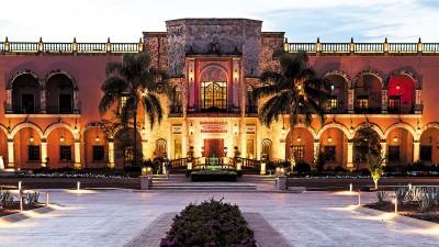 Hacienda Tequila Patrón