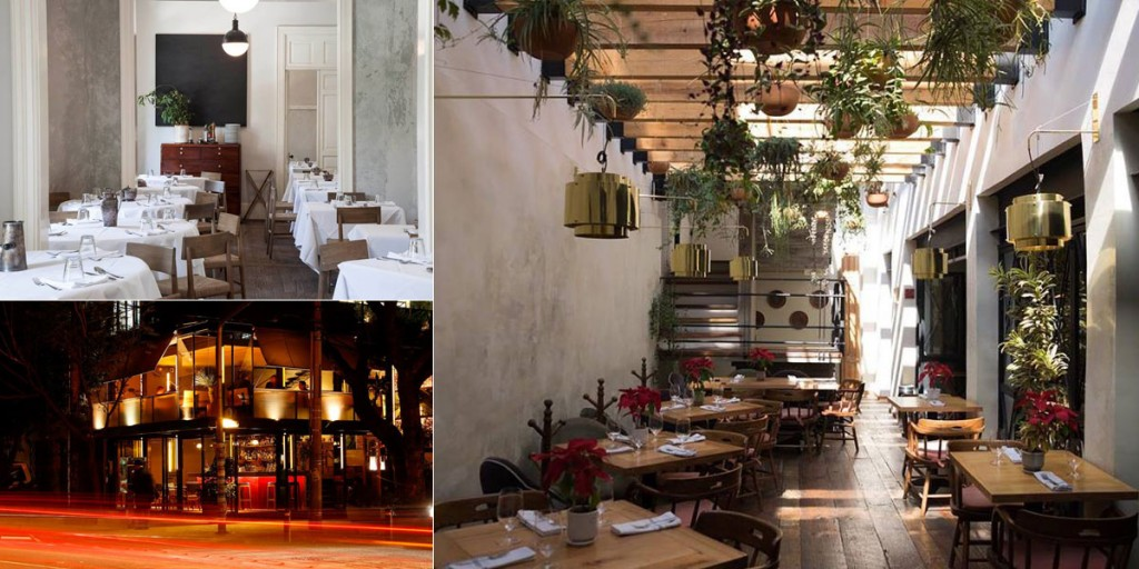 Restaurantes para celebrar el 14 de febrero