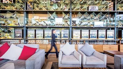 Gozo y Deleite: Wine & Roses