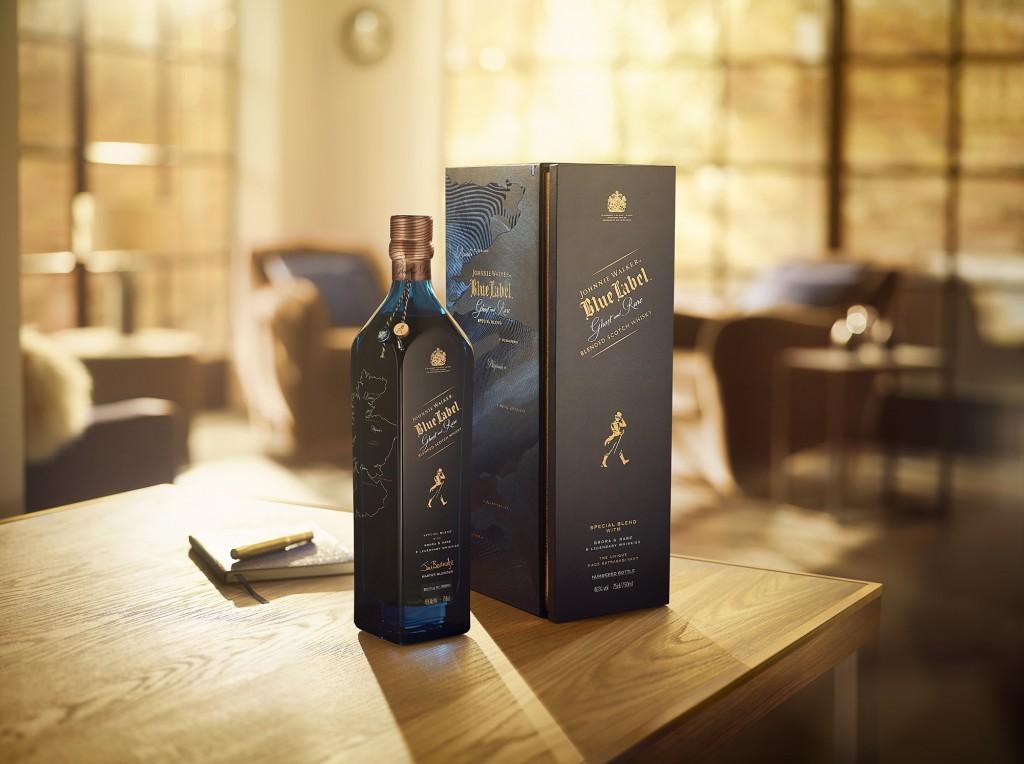 Johnnie Walker Blue Ghost and Rare: el whisky de las destilerías fantasma