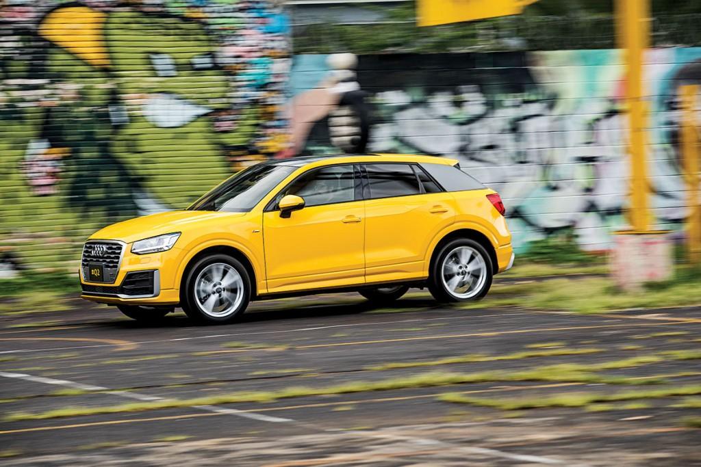 Audi Q2, el nuevo SUV compacto