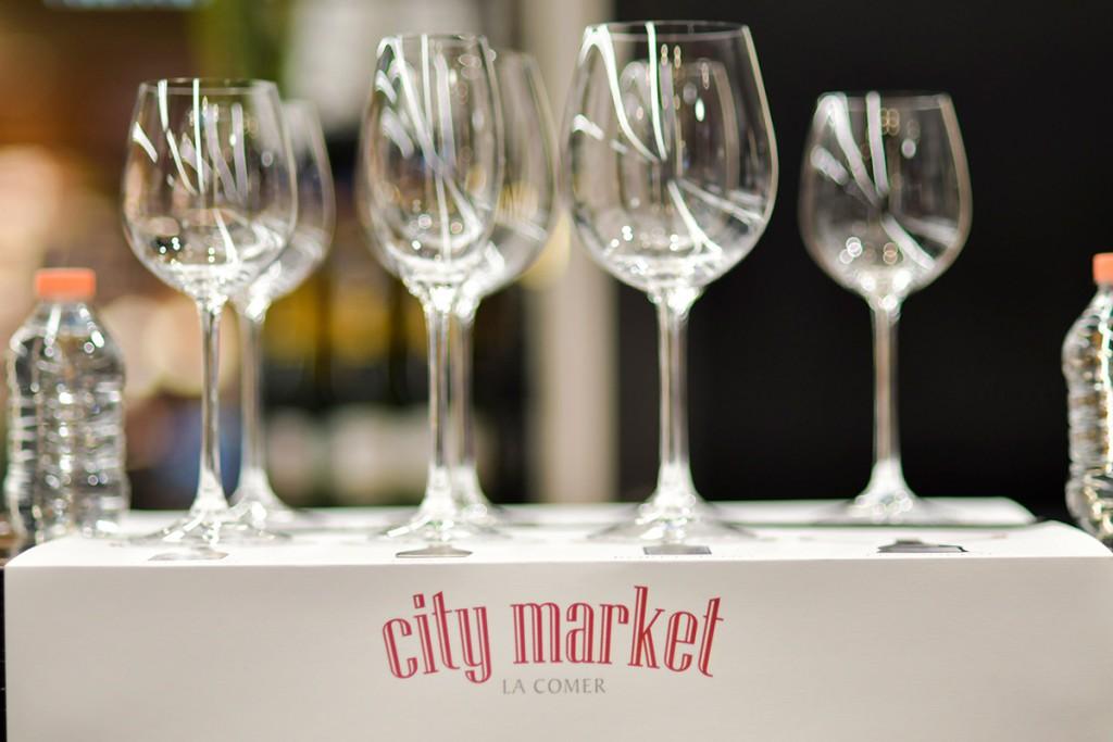 Asiste a una de las catas mensuales de City Market