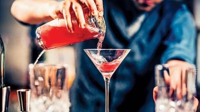 La mezcla perfecta del Martini