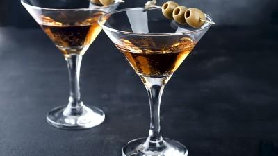 La elegancia del Martini