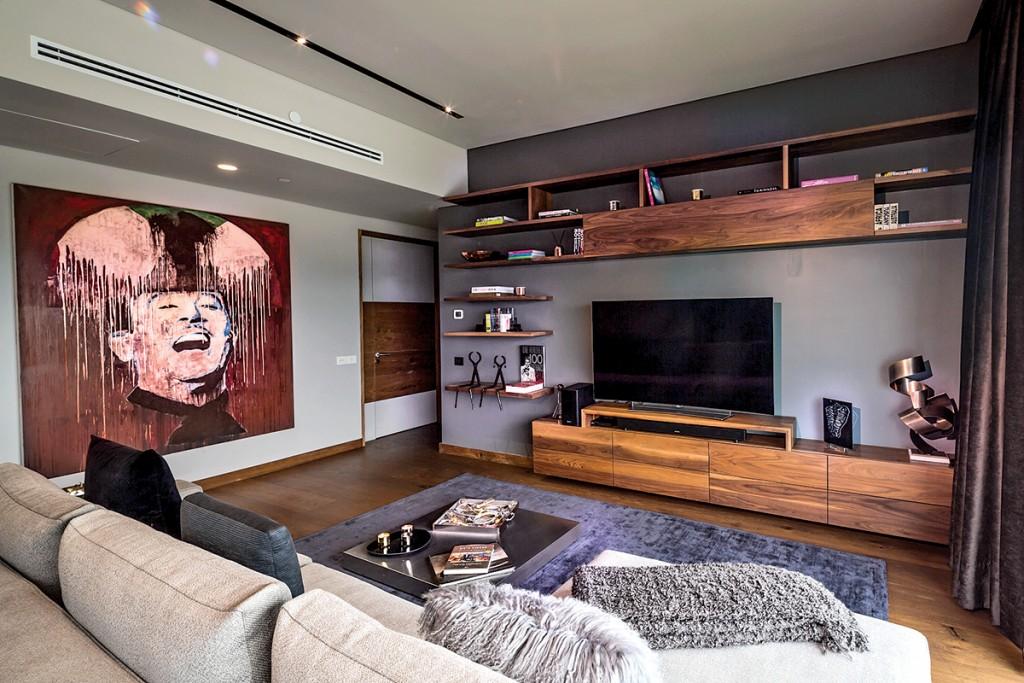 Hotel Presidente Polanco: Suite presidencial Diego Rivera.
