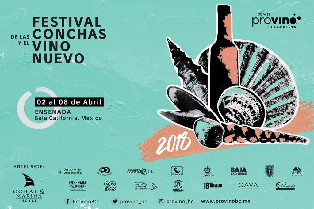 Comienza una nueva edición del Festival de las Conchas y el Vino Nuevo