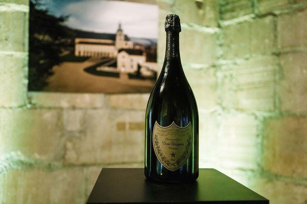 Espectacular presentación de El Patrimoine de Création de Dom Pérignon