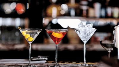 Básicos para preparar Martini