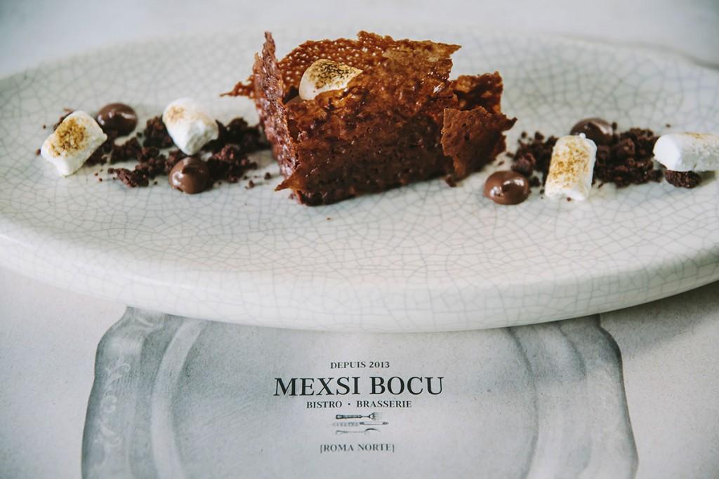 El chef Diego Sobrino presenta el nuevo menú de Mexsi Bocu con los mejores ingredientes de la temporada
