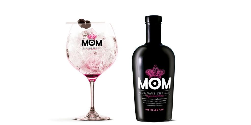 Mom: god save the gin