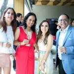 Andrea Olvera, Patricia Velazco, Mariana Toledano y José Sandoval
