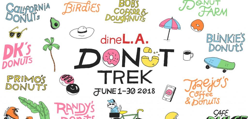 ¡Los Ángeles celebra el Día de la Dona!