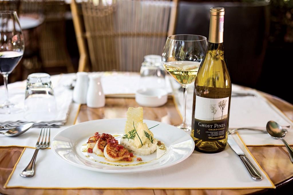 Sinergia en la mesa, maridaje con vinos de California