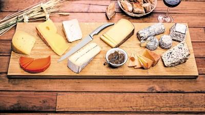 Tips para hacer la mejor tabla de quesos