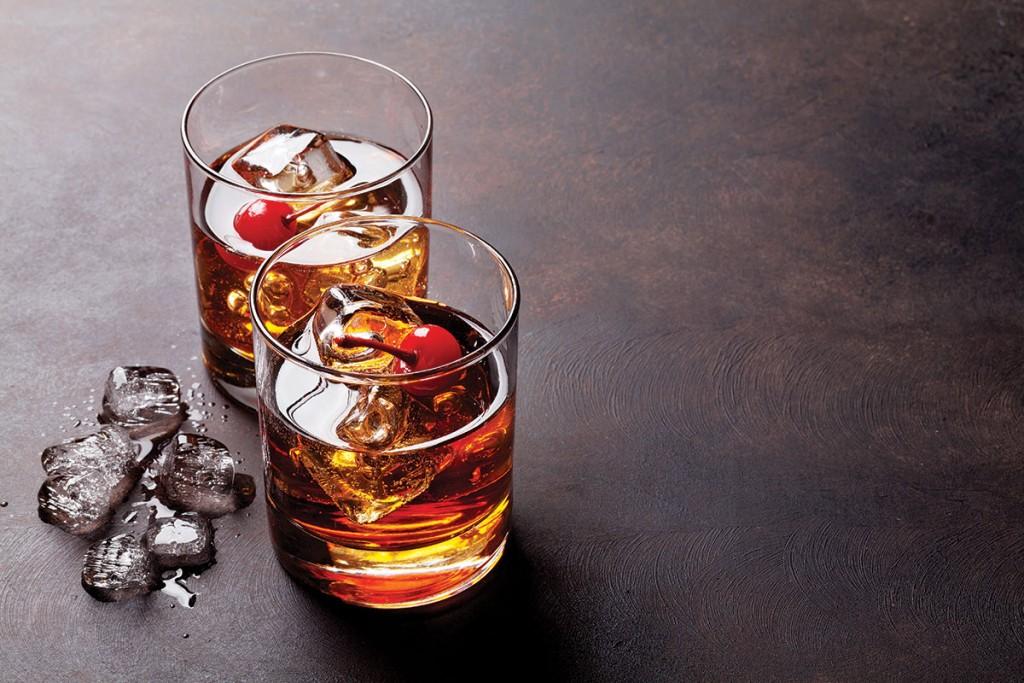 Cocteles con gin para festejar