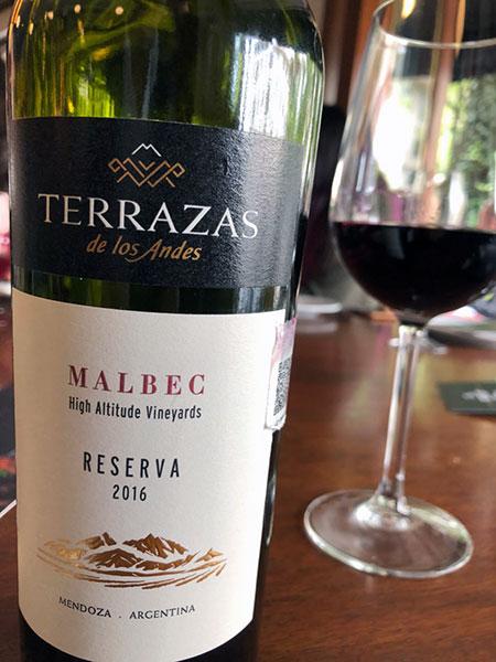 Terrazas De Los Andes Celebra El Delicioso Sabor Del Malbec