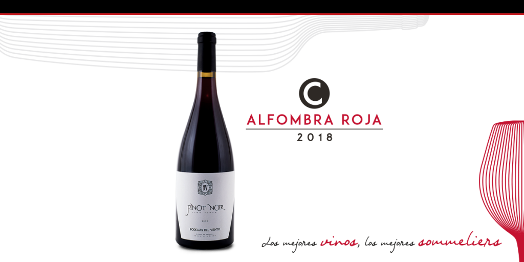 Bodegas del Viento Pinot Noir 2015